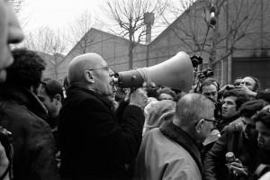Foucault megáfono