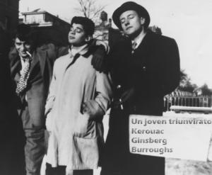 Young Jack-Kerouac-Allen-Ginsberg-and-William-S.-Burroughs-Corbis