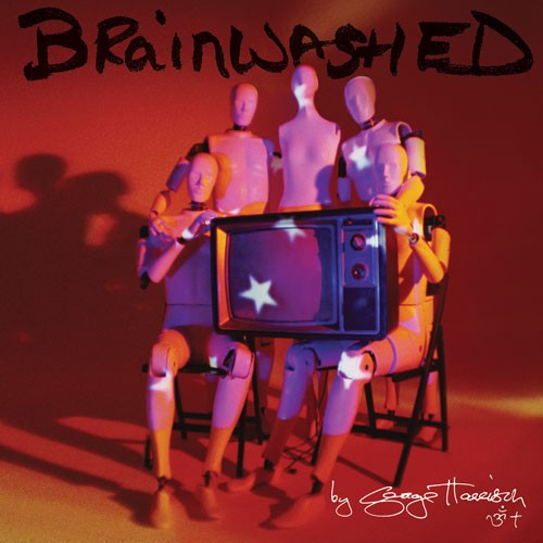 brainwashed - George Harrison (2002)